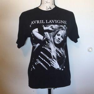 Avril Lavigne The Best Damn Tour Shirt Size Large